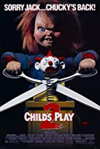 briprints Childs Play 2 Chucky Movie Poster Print Size 24x18 Decoration semi Gloss Paper