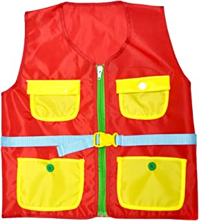 simhoa Baby Learn to Dress Board Learning Early Education Basic Life - Red, as described