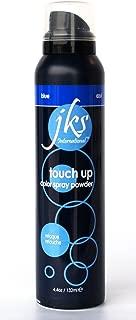 Touch up spray BLUE, temporary hair color spray powder