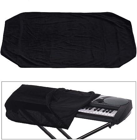 Doolland 61 Teclas Teclado de piano electrónico Funda ...