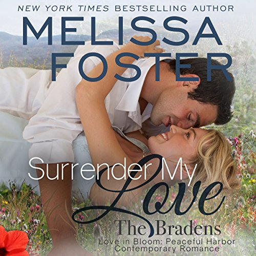 Surrender My Love audiobook cover art