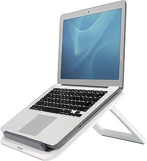 """Fellowes support pour ordinateur portable QuickLift I-Spire, pliable, pour ordinateur portable jusqu'à 17"""", 7 angles d'aju..."""