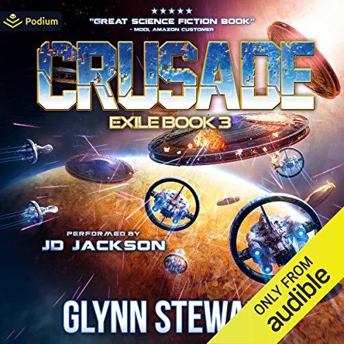 Crusade: Exile, Book 3