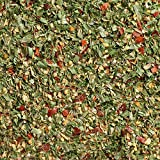 The Spice Lab - Spicy Roasted Garlic Italian Seasoning Blend - Resealable Bag – 1 Pound -...