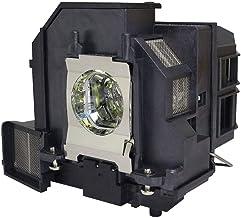 PHO V13H010L92 ELP-LP92 Genuine Original Replacement Bulb / Lamp with Housing for Epson EB-1440UI EB-1450UI EB-1460UI Brig...