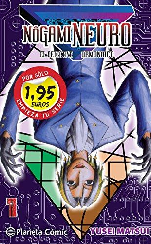 MM Nogami Neuro nº 01 1,95: El detective demoníaco...