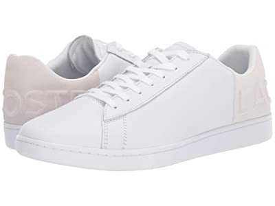 Lacoste Carnaby Evo 419 2 (White/Off-White) Men