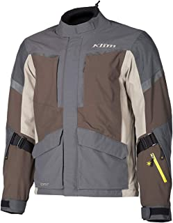 KLIM Carlsbad Mens Off-Road Motorcycle Jackets - Brown / 2X-Large