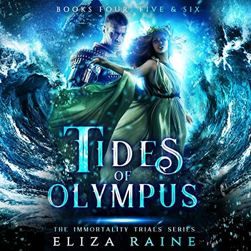 Page de couverture de Tides of Olympus: Books Four, Five & Six