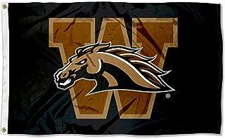 Western Michigan WMU University Large College Flag