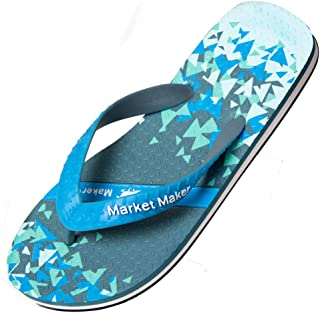 Men's Summer Flip Flops, Non-Slip And Wear-Resistant Sandals Comfortable Slippers Toe Post Thongs Beach Shoes for Apartments, Hotels, Houses,Travel,4,41