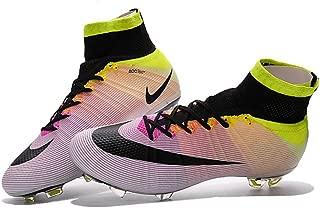 Mens Football Mercurial Superfly FG Rainbow Soccer Boots