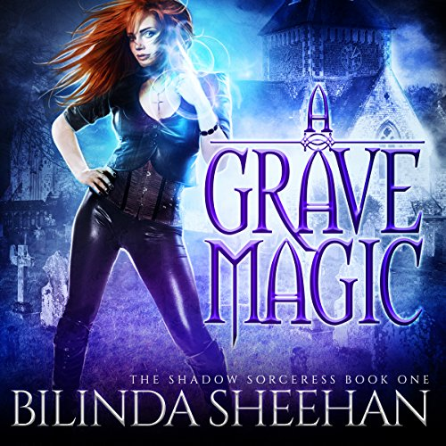 A Grave Magic audiobook cover art