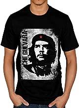 AWDIP Men's Official Che Guevara Vintage T-Shirt Ernesto Diplomat Guerrilla Leader