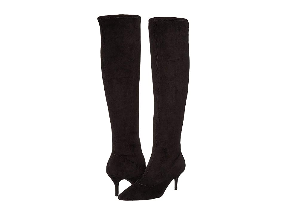 Charles by Charles David Aerin (Black Stretch Microsuede) Women