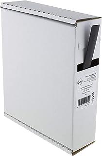 Heat-Shrink Tube Black 3:1 9.0-3.0 mm 5 Metres - Dispenser Box