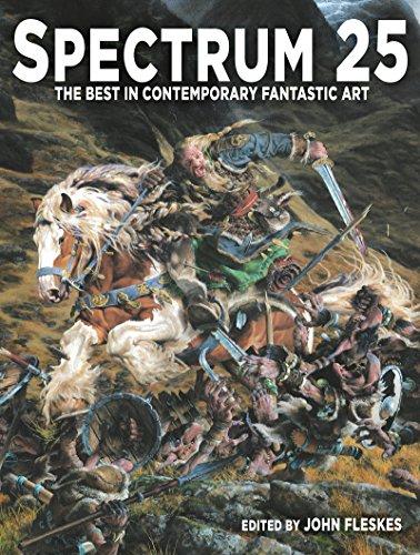 SPECTRUM ART BOOK 25: The Best in Contemporary Fantastic Art