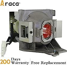 Araca 5J.JEE05.001 (Osram Original Bulb Inside) with Housing for Benq HT2050 HT2150ST HT2050A HT3050 W1110 W1210ST W2000 Projector Lamp