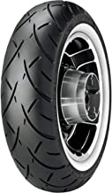 Metzeler ME888 Marathon Ultra Rear Motorcycle Tire 150/80B-16 (77H) Wide White Wall - Fits: Harley-Davidson CVO Dyna Wide Glide FXDWGSE 2002