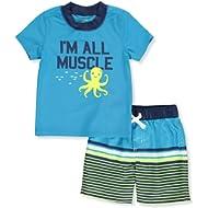 Carter's Baby Boys' Sailing Swim Set