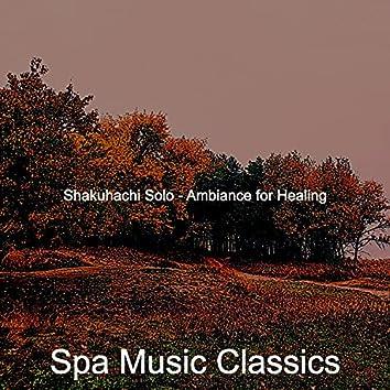 Shakuhachi Solo - Ambiance for Healing