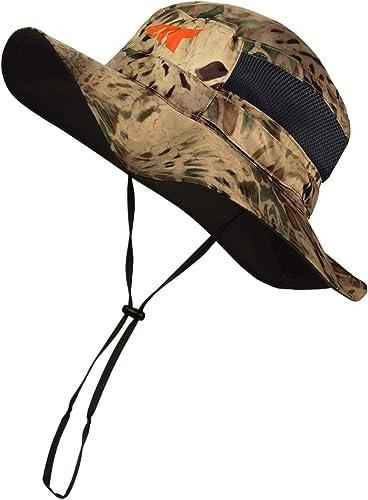 KastKing Sol Armis UPF 50 Boonie Hat - Sun Protection Hat, Fishing Hat, Beach & Hiking Hat, Paddling, Rowing, Kayakin...