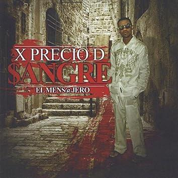 X Precio D $angre
