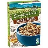 Groovy Green Livin Cascadian Farm granola