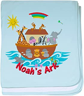 CafePress - Noah's Ark - Baby Blanket, Super Soft Newborn Swaddle