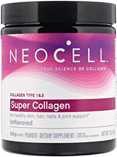Neocell Super Collagen Type 1 And 3, 7 Oz,198 G Powder