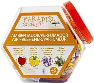 Paradise PER80193 Contenedor Perfumadores en Botella, Set de