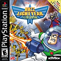 Buzz Lightyear of Star Command / Game