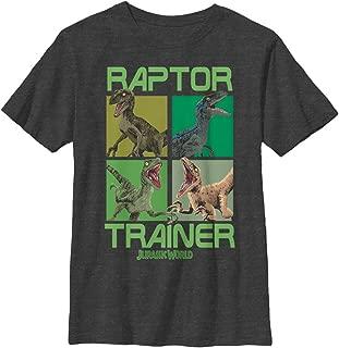 Jurassic World Boys' Trainer Graphic T-Shirt