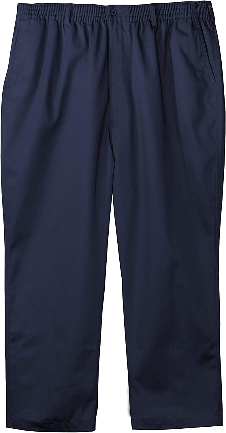 Falcon Bay Big Tall Fully Elastic Casual Waist Super popular specialty store Some reservation Pant