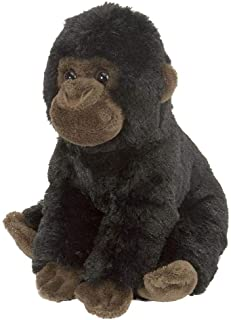 Wild Republic Gorilla Baby Plush, Stuffed Animal, Plush Toy, Kids Gifts, Cuddlekins, 8 Inches