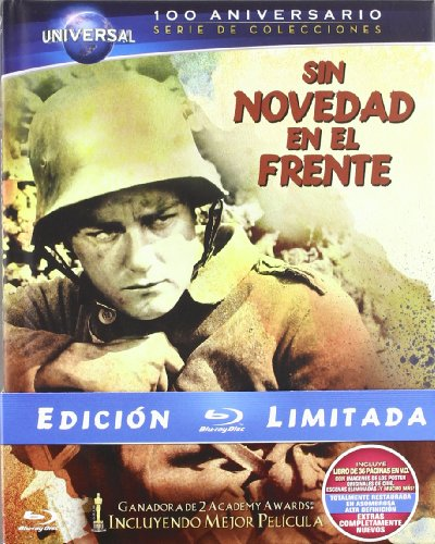 Sin Novedad En El Frente [Blu-ray]
