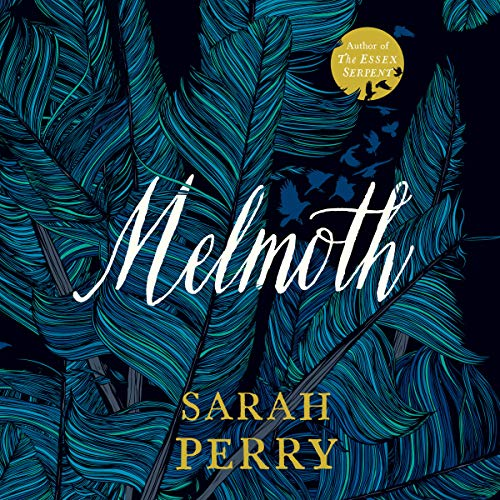 Melmoth cover art