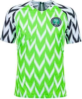 Nigeria Jersey Mens 2018 Russia World Cup Home Adult National Team Soccer Jerseys