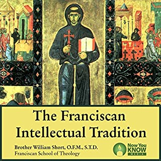 The Franciscan Intellectual Tradition audiobook cover art