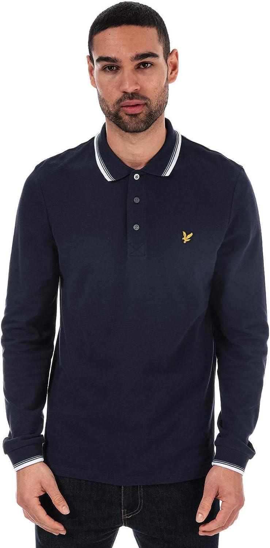 Lyle and Scott Men Long Sleeve T-Shirt Cotton