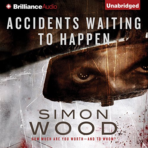Accidents Waiting to Happen audiobook cover art