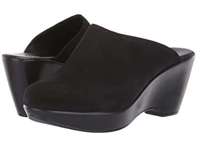 Cordani Pierson (Black Suede) Women