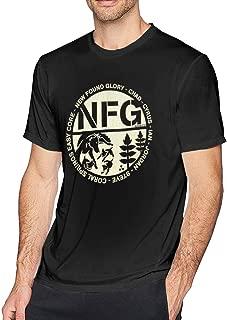 Mens Particular New Found Glory Tshirt Black