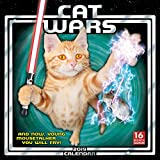 Cat Wars 2019 Wall Calendar