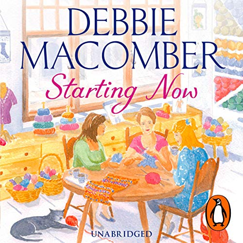 Starting Now                   By:                                                                                                                                 Debbie Macomber                               Narrated by:                                                                                                                                 Abby Craden                      Length: 11 hrs and 25 mins     11 ratings     Overall 4.5