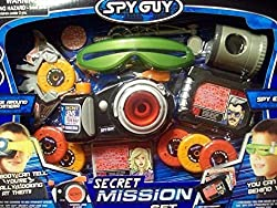 Spy Guy Secret Mission Set SPY EYE KIT