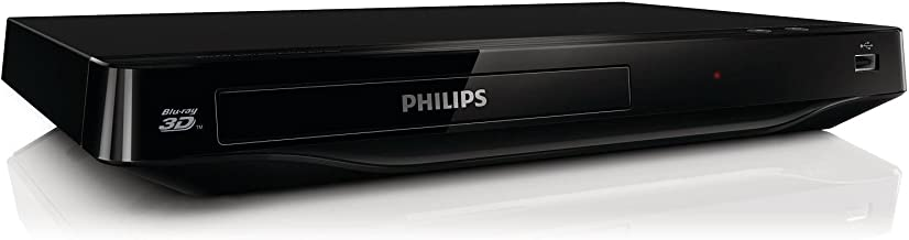 Philips BDP2985/F7 Blu-Ray/DVD Player with 3D Playback
