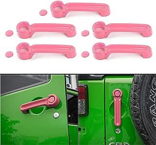 Best pink jeep wrangler interior Reviews