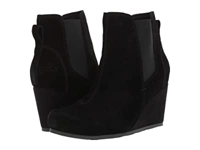 OTBT Dodge (Black Suede) Women