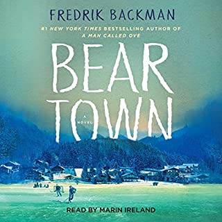 Beartown audiobook cover art